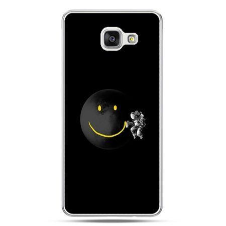 Galaxy A7 (2016) A710, etui na telefon uśmiechnięta planeta