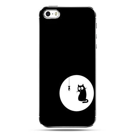 iPhone SE etui na telefon kotek