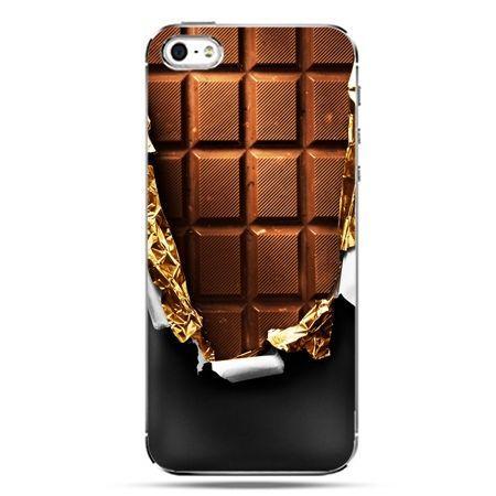 iPhone SE etui na telefon czekolada