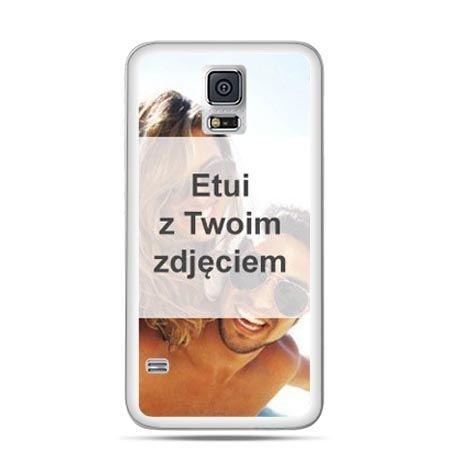 Samsung Galaxy S5 mini - zaprojektuj swoje etui z nadrukiem.