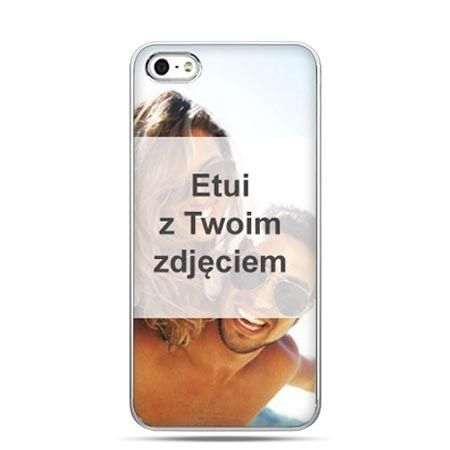 iPhone SE - zaprojektuj swoje etui z nadrukiem.