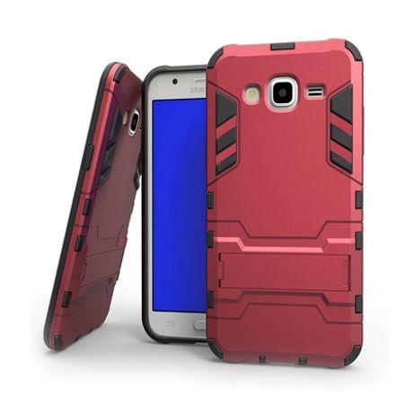 Pancerne etui na Samsung Galaxy A3 - Czerwony