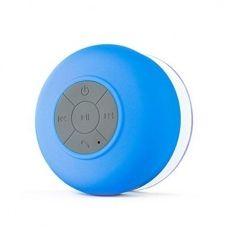 Wodoodporny bezprzewodowy głośnik bluetooth  - niebieski.