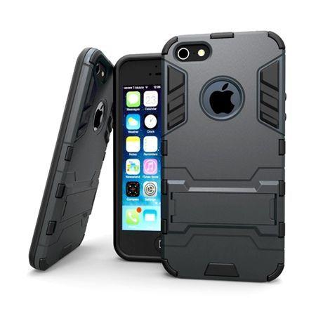 Pancerne etui na iPhone 6 - Szary