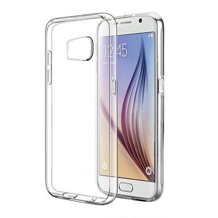 Galaxy S7 silikonowe etui na telefon crystal case.