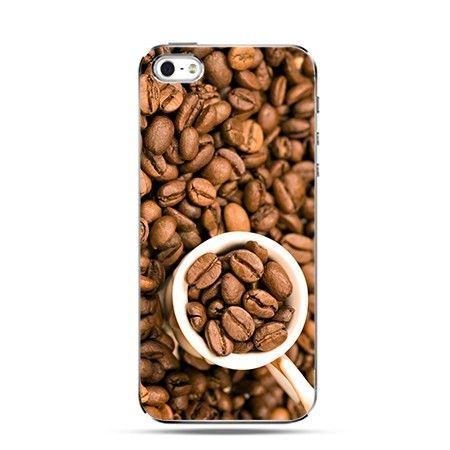 Etui na iPhone 4s / 4 - kawowe ziarna