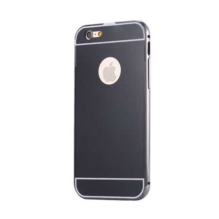 Bumper case na iPhone 4 - Czarny
