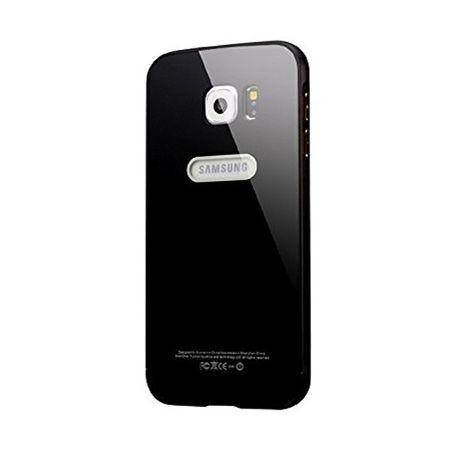 Bumper case na Samsung Galaxy S6 - Czarny