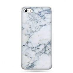 iPhone 5 , 5s etui na telefon biały marmur