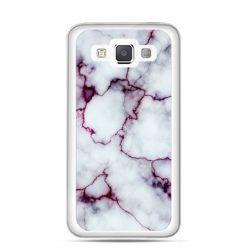 Etui na Galaxy A5 różowy marmur