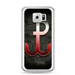 Etui na telefon Galaxy S6 patriotyczne - Polska Walcząca