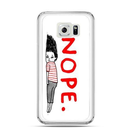 Etui na Galaxy S6 Nope
