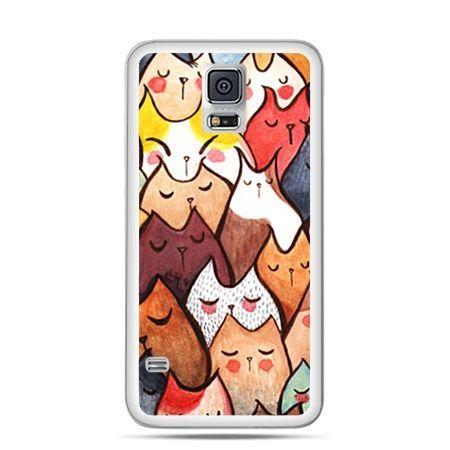 Etui na Galaxy S5 koty