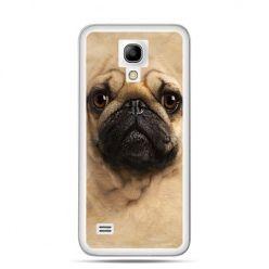 Galaxy S4 mini etui pies szczeniak Face 3d