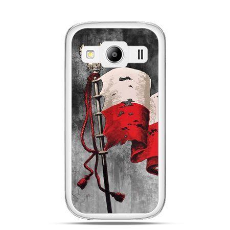 Etui na telefon Galaxy S3 patriotyczne - flaga Polski