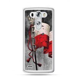 Etui na telefon LG G3 patriotyczne - flaga Polski