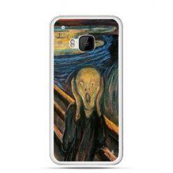 Etui na HTC One M9 Krzyk Munka