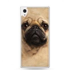Xperia Z2 etui pies szczeniak Face 3d