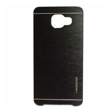 Galaxy A5 (2016) A510 etui Motomo aluminiowe czarne.