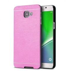 Samsung Galaxy A5 (2016) A510 etui Motomo aluminiowe różowe.