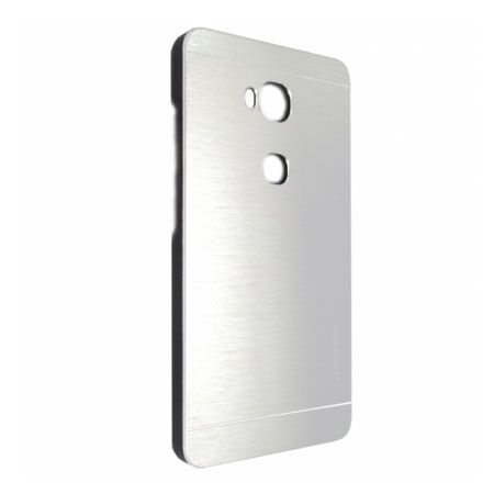 Huawei Honor 5X etui Motomo aluminiowe srebrne. PROMOCJA !!!