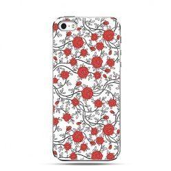 Etui na iPhone 4s / 4 - różana polana