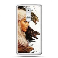 Etui na telefon LG G2 Gra o Tron Daenerys Targaryen