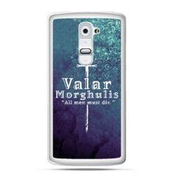 Etui na telefon LG G2 Valar morghulis