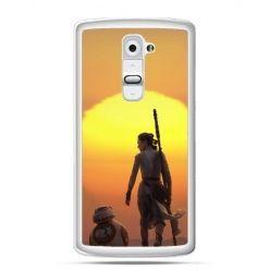 Etui na telefon LG G2 przebudzenie mocy Star Wars