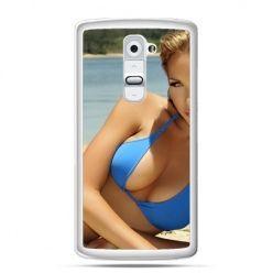 Etui na telefon LG G2 laska w bikini