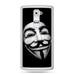 Etui na telefon LG G2 maska Anonimus