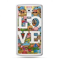 Etui na telefon LG G2 LOVE