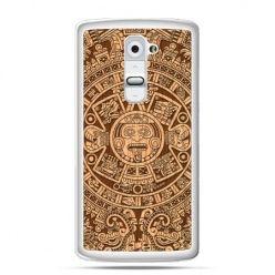 Etui na telefon LG G2 Kalendarz Majów