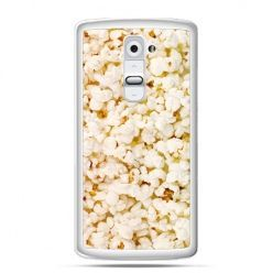 Etui na telefon LG G2 popcorn