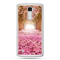 Etui na telefon LG K10 spacer po parku