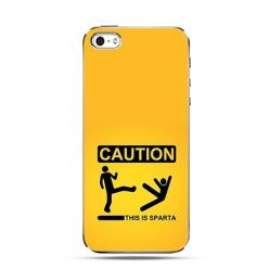 Etui na iPhone 4s / 4 - This is Sparta.