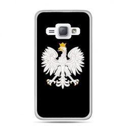 Etui na Galaxy J1 (2016r) Polski Orzeł Godło Patriotyczne.