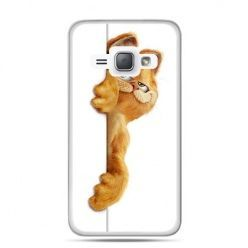 Etui na Galaxy J1 (2016r) Garfield.