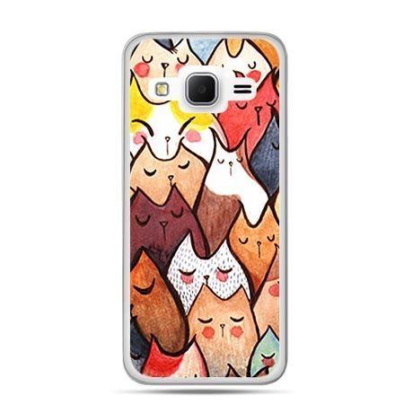 Etui na Galaxy J3 (2016r) koty
