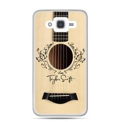 Etui na Galaxy J7 (2016r) Taylor Swift gitara