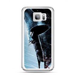 Etui na telefon Galaxy S7 Edge hełm Spartan