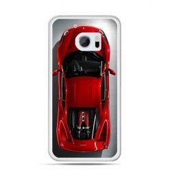 Etui na telefon HTC 10 czerwone Ferrari