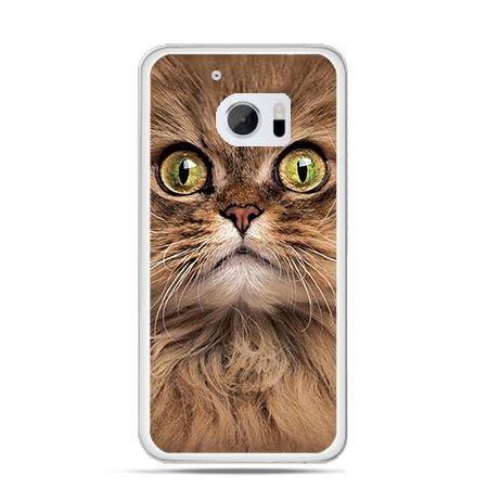 Etui na telefon HTC 10 kot perski Face 3d