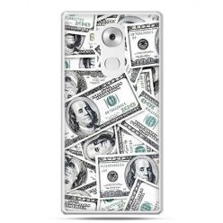 Etui na telefon Huawei Mate 8 dolary banknoty
