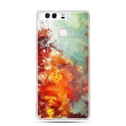 Etui na telefon Huawei P9 kolorowy obraz