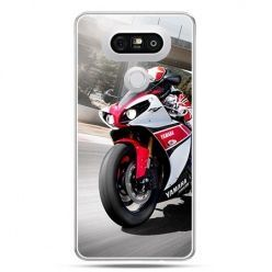 Etui na telefon LG G5 motocykl ścigacz