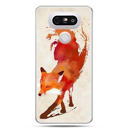 Etui na telefon LG G5 lis watercolor