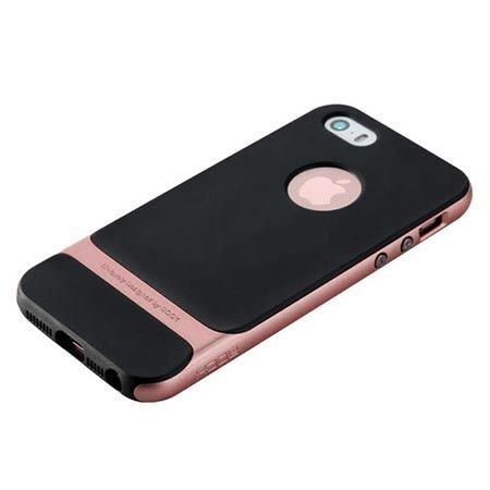Etui na telefon iPhone 6  6s Rock Royce - rose gold.