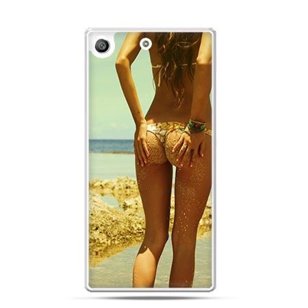 Etui na telefon Xperia M5 sexi pośladki