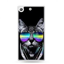 Etui na telefon Xperia M5 kot hipster